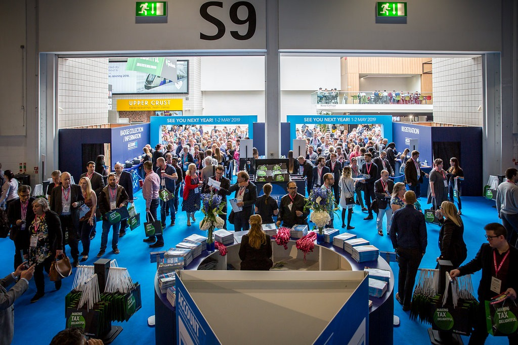 B4B Payments exhibiting at Accountex 2018